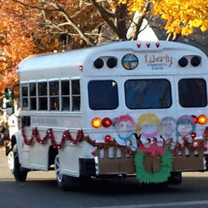 The Bus from Liberty Community Childcare in Delaware OH