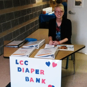 Diaper donations in Delaware OH at Liberty Community Childcare