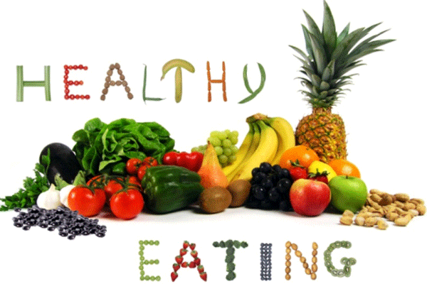 Healthy Eating for children - Liberty Community Children's Center