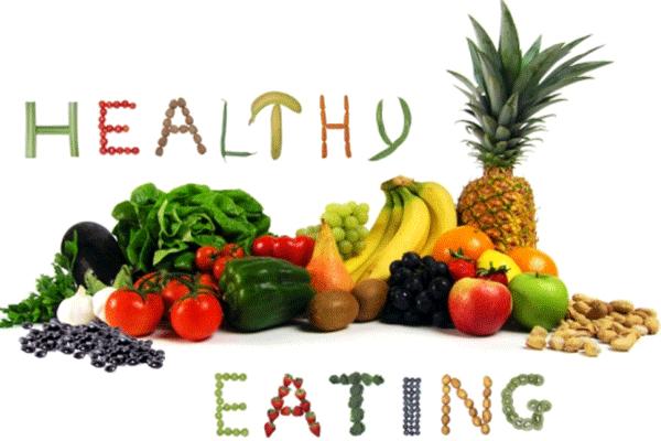 Healthy Eating for children - Liberty Community Children's Center